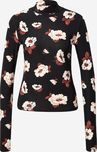 LEVI'S Shirt 'SECOND SKIN' in beige / pastellorange / pastellrot / schwarz, Produktansicht