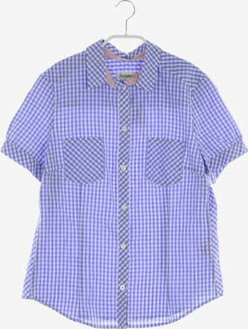 HESSNATUR Blouse & Tunic in M in Blue