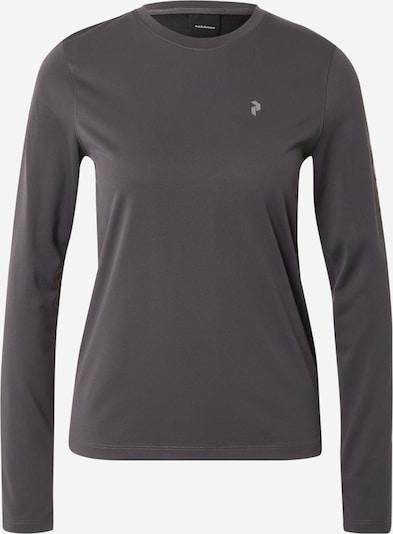 PEAK PERFORMANCE T-shirt fonctionnel 'Alum' en gris / gris clair, Vue avec produit