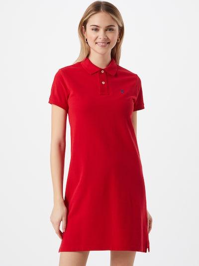 POLO RALPH LAUREN Kleid in rot, Modelansicht