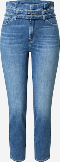 7 for all mankind Jean 'LEFT HAND' en bleu denim, Vue avec produit