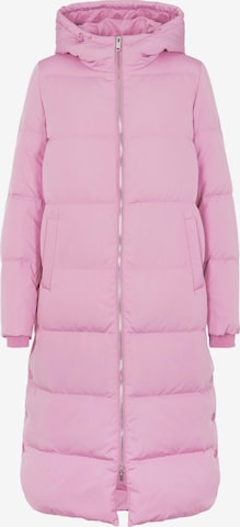 Y.A.S Winter Parka 'Puffa' in Pink