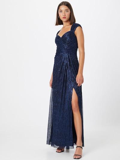 Adrianna Papell Kleid in dunkelblau, Modelansicht