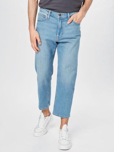 Lee Jeansy 'EDEN' w kolorze niebieski denimm, Podgląd na modelu(-ce)