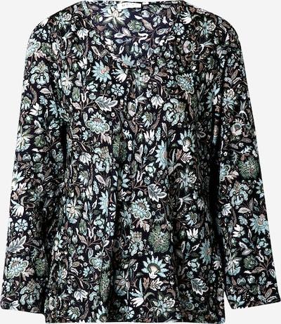 Masai Shirt 'Kala' in marine / hellblau / grün / weiß, Produktansicht