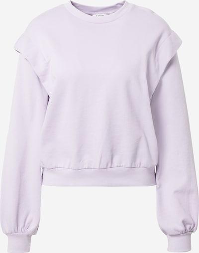 b.young Sweat-shirt en lavande, Vue avec produit