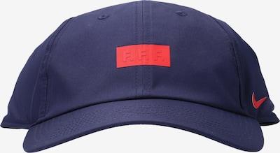 Șapcă sport NIKE pe albastru închis / rodie, Vizualizare produs