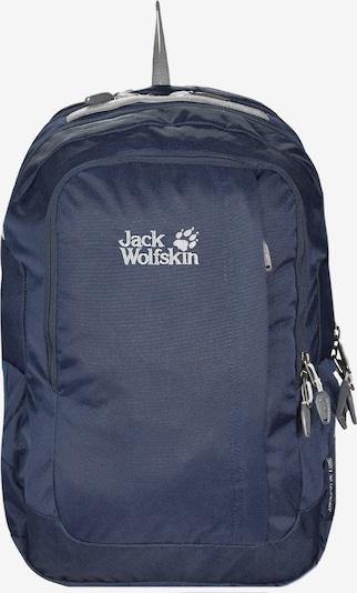JACK WOLFSKIN Rucksack 'De Luxe' in dunkelblau, Produktansicht