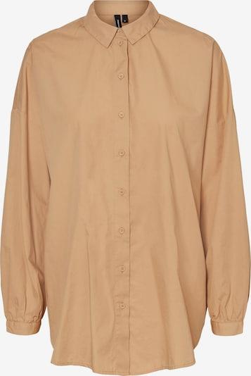VERO MODA Blouse 'Naja' in Light brown, Item view