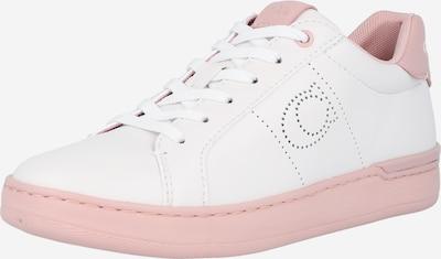COACH Ниски сникърси 'LOWLINE' в розе / бяло, Преглед на продукта