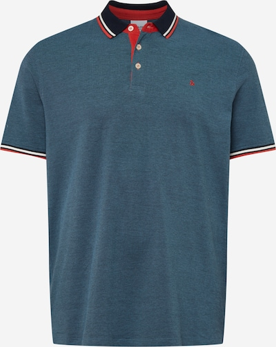 Jack & Jones Plus Tričko 'Paulus' - modrá džínovina, Produkt