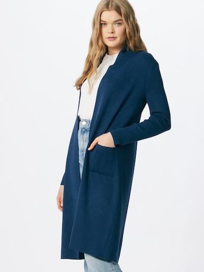 COMMA Kardigan - tmavě modrá, Model/ka