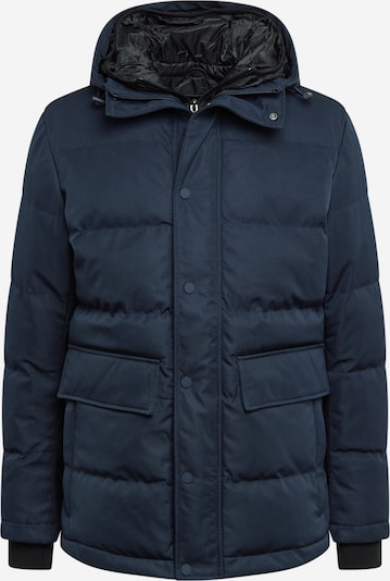 SELECTED HOMME Winterjas 'SLHJOSH' in de kleur Donkerblauw, Productweergave