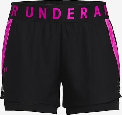UNDER ARMOUR Shorts in schwarz, Produktansicht