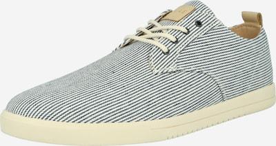 Sneaker bassa 'ELLINGTON' CLAE di colore navy / bianco, Visualizzazione prodotti