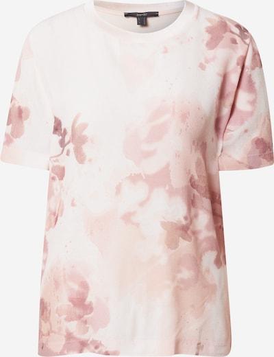 Tricou Esprit Collection pe rosé / roz pal / roz pastel, Vizualizare produs