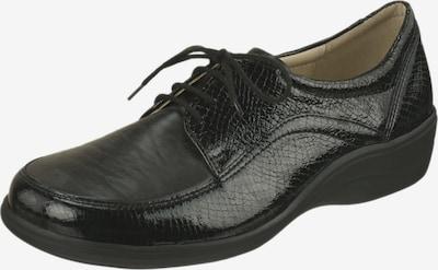 Natural Feet Schnürschuhe in grau: Frontalansicht