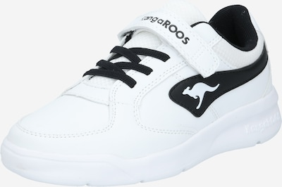 Sneaker KangaROOS pe negru / alb, Vizualizare produs