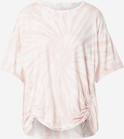 DKNY Performance Shirt in rosa / weiß, Produktansicht