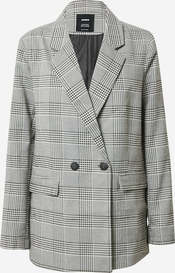 Cotton On Blazer i sort / hvid, Produktvisning