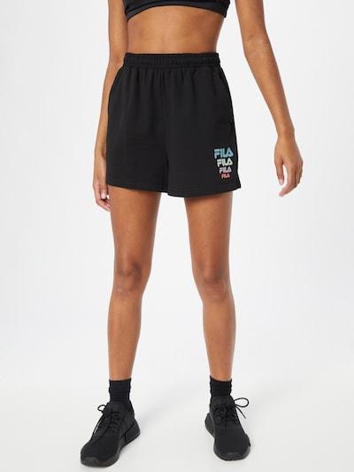 Pantaloni 'ELLA' FILA pe mai multe culori / negru, Vizualizare model