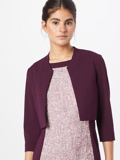 Vera Mont Bolero in purpur, Modelansicht