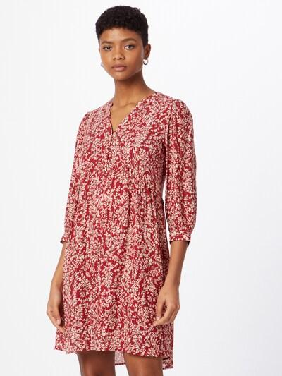 Maison 123 Kleid 'CALYPSO' in rot / weiß, Modelansicht