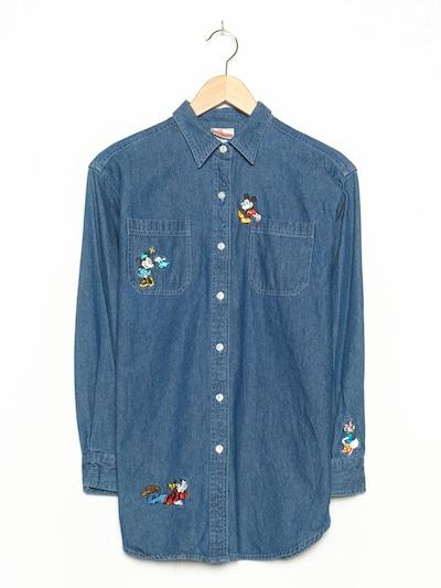 DISNEY Jeanshemd in M-L in blue denim, Produktansicht
