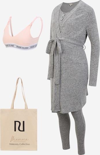 River Island Maternity Underwear Sets 'HOSPITAL BUNDLE' in Light grey, Item view