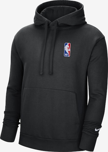 NIKE Athletic Sweatshirt 'NBA' in Blue / Anthracite / Red / White, Item view