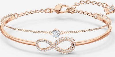 Swarovski Armreif 'Infinity' in rosegold, Produktansicht