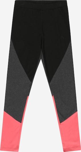 Pantaloni sportivi 'AJO LIFE' ONLY PLAY di colore grigio sfumato / rosa / nero, Visualizzazione prodotti