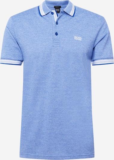 BOSS ATHLEISURE Poloshirt 'Paddy' in navy / rauchblau / weiß, Produktansicht