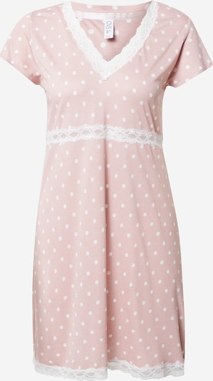 OVS Nightgown in Powder / White, Item view