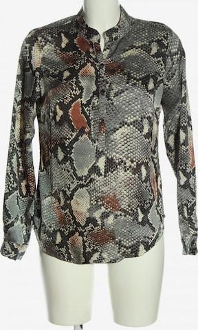 Fashion Hemd-Bluse in M in Grau