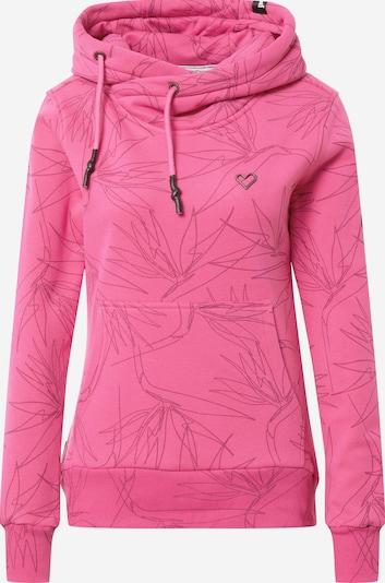 Alife and Kickin Sweatshirt 'Sarah' in pink / dunkelpink, Produktansicht