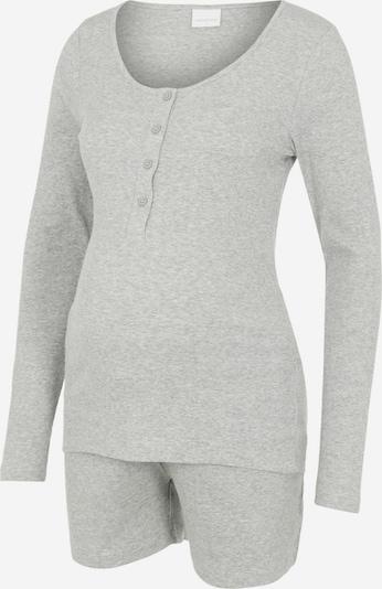MAMALICIOUS Pyjama in grau, Produktansicht