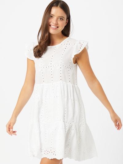 Hailys Kleid 'Vani' in weiß, Modelansicht