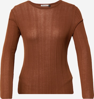 DRYKORN Shirt 'Erma' in de kleur Bruin, Productweergave