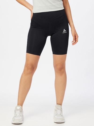 ODLO Sportovní kalhoty - světle šedá / černá, Model/ka