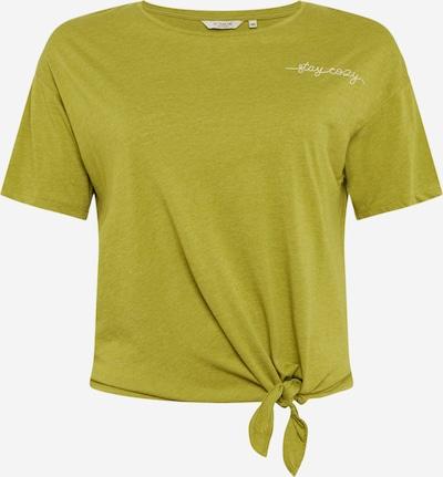 MY TRUE ME T-Shirt in grün, Produktansicht