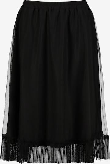 Ulla Popken Rock in de kleur Zwart, Productweergave