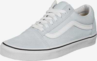 VANS Sneaker 'Old Skool' in opal / weiß: Frontalansicht