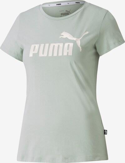 PUMA T-Shirt in hellgrau, Produktansicht
