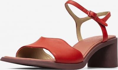CAMPER Sandalen in rot, Produktansicht