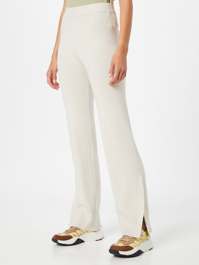 WEEKDAY Hose 'Cameo' in offwhite, Modelansicht