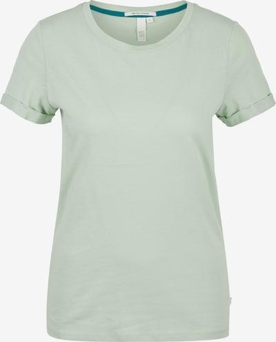 Q/S designed by Shirt in pastellgrün, Produktansicht