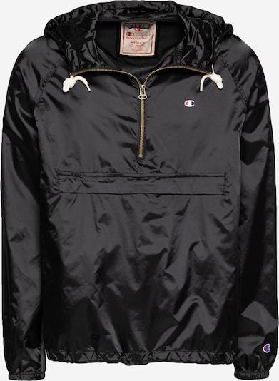 Champion Reverse Weave Jacke in schwarz, Produktansicht