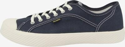 Palladium Sneaker in dunkelblau / weiß, Produktansicht
