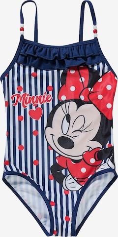 Disney Minnie Mouse Badeanzug in Mischfarben